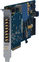Deployable Half-Size PCIe FMC Carrier offers optical interface.