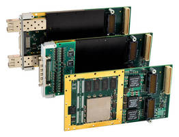 Configurable XMC Modules feature Xilinx Kintex-7 FPGA.