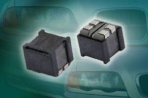 Dual Inductor operates up to 155°C.