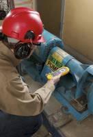 Vibration Meter checks overall health of equipment.