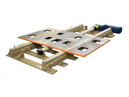 Tool Tray Shuttles utilize electric actuators.