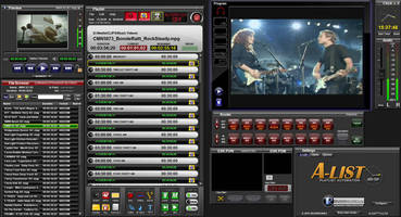 RUSHWORKS to Demonstrate Significantly Enhanced Version of A-LIST BROADCAST Automation and Streaming Solution