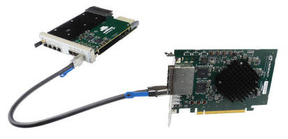 PCIe Gen3 Expansion Solution works with MicroTCA, other systems.