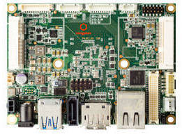 Industrial Pico-ITX SBC operates in harsh environments.
