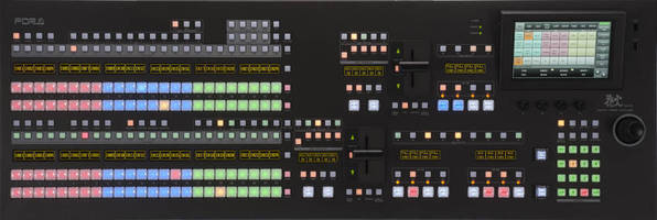 FOR-A's Cost-Efficient, Feature-Packed HVS-2000 Video Switcher to Make U.S. Debut at NAB 2015