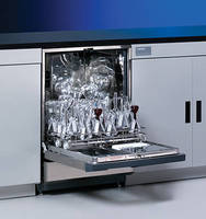 Laboratory Glassware Washers fit lower countertops.