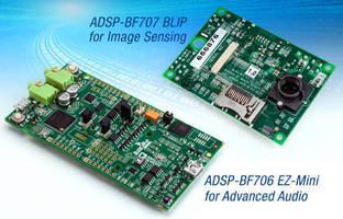 DSP Development Platforms accelerate market introduction.
