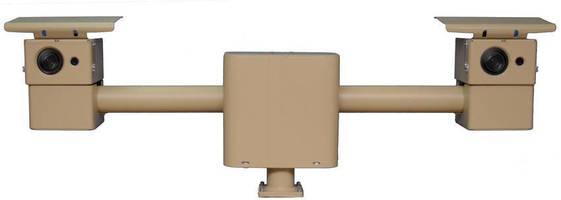 Central 3D Video Motion Detection System guards perimeters.
