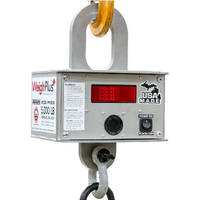 Programmable Crane Scale protects rigging and lift operators.