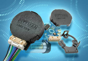 Optical Incremental Encoders target OEM designs.