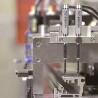 Length Gauges target low force applications.