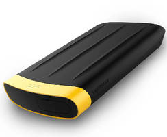 USB 3.0 Portable Hard Drive passes military drop tests. .