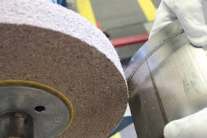 Non-Woven Abrasives blend, clean, finish, deburr, and polish.