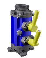 DBBV Service Valve features 6,000 psi rating.