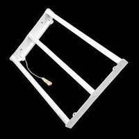 Fluorescent to LED Troffer Retrofit Kit comes in 2 x 2 ft model.