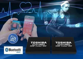 Application Processors target wearable IoT devices.