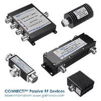 Passive RF Devices support wireless infrastructure.
