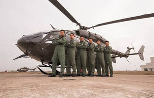 Thai Pilots and Technicians Receive Training at Airbus Helicopters Inc. in Texas