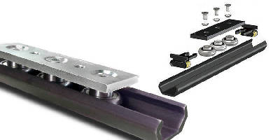 Linear Rail System offers corrosion resistance.