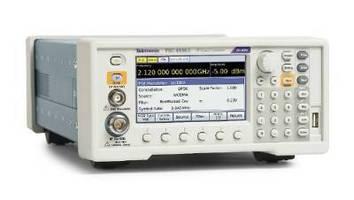 Vector Signal Generator suits mid-range RF test/measurement.