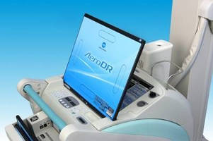 """Konica Minolta Medical Imaging and Shimadzu Medical Systems USA Introduce MobileArt Evolution EFX AeroDR-i with 17"""" Touch Monitor to Simplify Operation"""