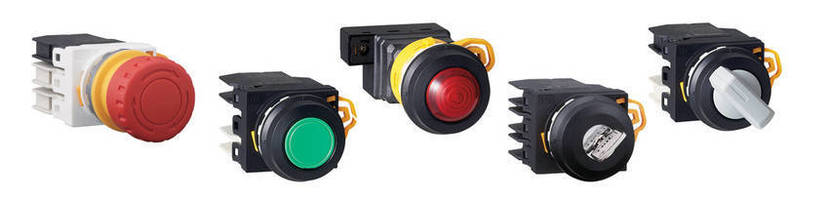Safety Devices are designed for operation in hazardous areas.