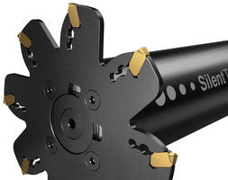 Groove Milling Cutter promotes process security.