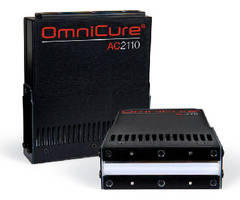 UV LED Curing Systems suit space-constrained applications.