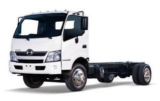Light-Duty Class 4 Diesel Truck combines safety, comfort, power.