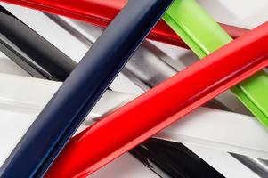 Custom-Matched PVC Compounds suit automotive exterior trim.