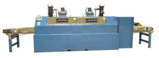 Industrial Pass Through Washer serves manufacturing applications.