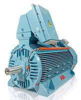 High-Voltage, Rib-Cooled Motors carry up to IP66 rating.