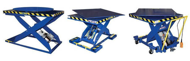 Work Positioners are built for ergonomics and efficacy.