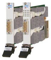 PXI Switching Solutions concurrently carry full 16 A on each path.