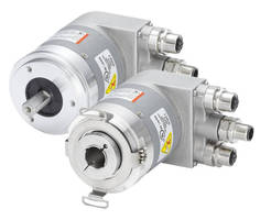 Absolute EtherCAT Encoder combine speed and durability.