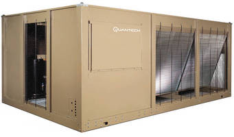 Air-Cooled Chillers are dependable and energy efficient.