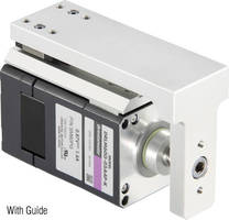 Compact Linear Actuator offers built-in controller or pulse input.