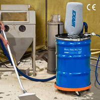 Exair Product Update: Heavy Duty Dry Vacs Are Now CE Compliant