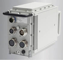 Integrated OpenVPX Mission Computer has rugged 5 slot 3U design.