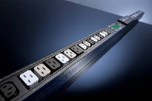 Datacenter PDU offers alternating phase outlets.