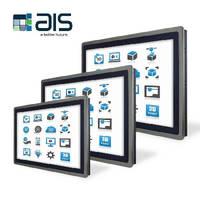 HMI Touch Panels deliver 3D visualization capabilities.