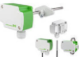 New Temperature Sensor Series for HVAC and Building Technology