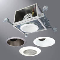 Recessed LED Downlights suit slope ceiling applications.