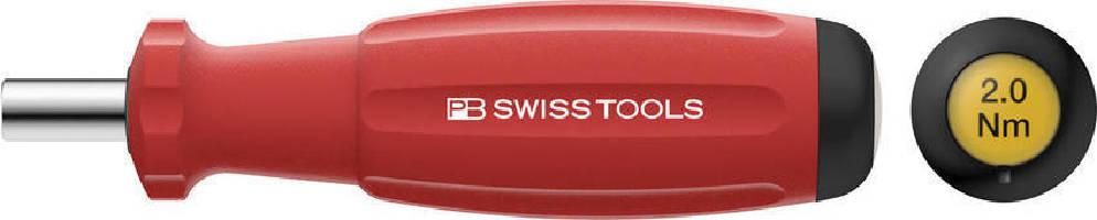 Analog Torque Wrench Screwdrivers offer preset trigger.