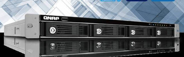 Rackmount 4-Bay SOHO Network Storage delivers scalability.