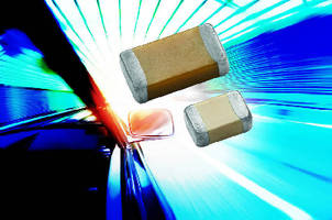 SMD MLCCs target automotive applications.