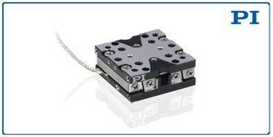 Miniature Piezo Nanopositioners offer 1/2 to 1 in. travel.