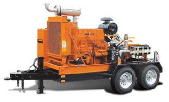 Convertible Water Jet Pump delivers 350 hp.