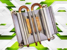 Zipper Fin Heat Sinks optimize cooling performance.