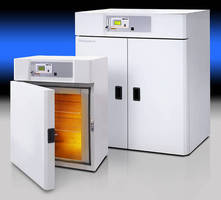 Benchtop Oven suits production and laboratory applications.